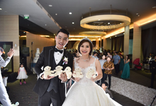 FRENGKY & LIA WEDDING by AMITIE Bridal Accessories