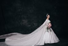FRANCO & CHENNI WEDDING by AMITIE Bridal Accessories