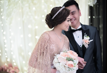 GEORGE & ANASTASIA WEDDING by AMITIE Bridal Accessories