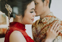 LUKAS & YUNI SANGJIT DAY by AMITIE Bridal Accessories