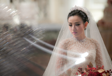SANTO & CHERLYN WEDDING by AMITIE Bridal Accessories