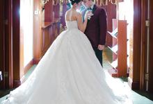 LUCAS & DENA WEDDING  by AMITIE Bridal Accessories