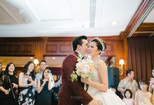 LUCAS & DENA WEDDING  by AMITIE Bridal Accessories