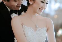 EDWARD & EVANI WEDDING by AMITIE Bridal Accessories
