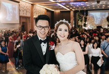 SANDY & LIENA WEDDING by AMITIE Bridal Accessories