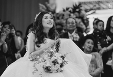 PETER & TIFFANY WEDDING by AMITIE Bridal Accessories