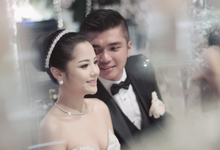 WILSON & STACY WEDDING by AMITIE Bridal Accessories