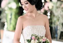 YOSIA & TESSA WEDDING by AMITIE Bridal Accessories
