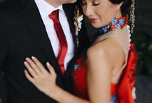 ROYKE & JESICA TEAPAI CEREMONY by AMITIE Bridal Accessories