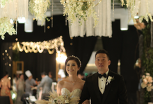 ANDREE & FELINA WEDDING by AMITIE Bridal Accessories