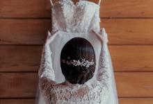 EDWIN & NITA WEDDING by AMITIE Bridal Accessories