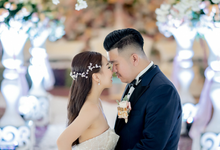 FERY & ANASTASIA WEDDING by AMITIE Bridal Accessories