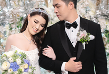 RICARDO & JESSICA WEDDING by AMITIE Bridal Accessories