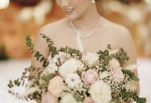 ARDHI & LYAN WEDDING by AMITIE Bridal Accessories