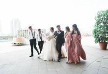 The Wedding of Jesslyn & Malvin by Amorphoto