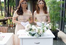 Yuvens & Yuvita - 18 June 2021 by Amore Wedding Usher