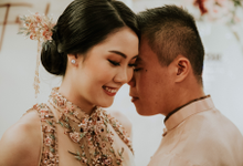 SANGJIT OF JESSICA AND FRENGKY by Amoret Wedding Planner and Organizer
