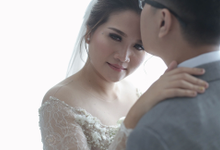 Johannes and Bella holy matrimony  by Amour Management