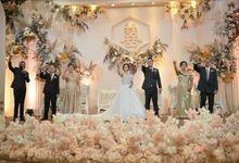 The Wedding of Ivan & Novi by Amour Wedding Organizer