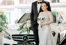 Wedding Party Tifa & Arjan by Amphoto