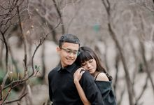 Prewedding Wahyu & Nanda by Amphoto