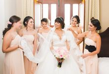 Local wedding at a winery shop by Weddings by AMR