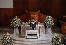 Batak Wedding (Deri & Riris) by Amycko