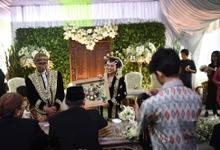 Javanese & Sundanese Wedding of Sambas & Andhita by Amycko