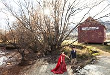 An adventure and a lesson - The Prewedding of Eric & Glady by Ivan by Axioo