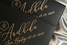 Annisa & Andhika by Gracia The Invitation