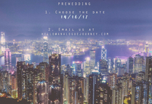 HongKong Prewedding Photography (Promo December) by Analogue Journey