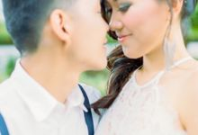 Prewedding of W and R - Analogue Journey by Analogue Journey