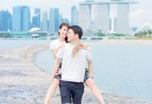 Pre-Wedding of R and U - Analogue Journey by Analogue Journey
