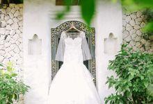 Wedding of Alex & Lydia by Keraton Jimbaran Resort