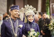 Rias & Busana by Diamond Weddings by Diamond Weddings