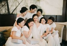 Ananta & Jesslyn by One Heart Wedding