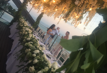 Wedding Natasha 8 June 2019 by Anantara Seminyak Bali Resort