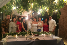 Wedding of Stephanie 31 August 2019 by Anantara Seminyak Bali Resort