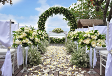 Wedding Simon & Dianne 12 September 2019 by Anantara Seminyak Bali Resort