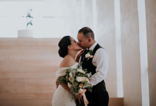 Wedding Xena & Mark October 2019 by Anantara Seminyak Bali Resort