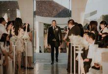 wedding of ananti & yessica by SAS designs