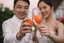 Chen Juan Bo & Xu yi Duo by I Love Wedding Bali