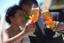 Wu bin & Niu Yue by I Love Wedding Bali