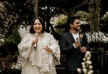 Restaurant Simple Wedding by Top Fusion Wedding