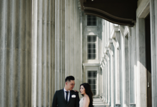 Prewedding Daniel & Icabella by Anastasia Megan Makeup Artist