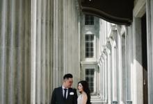 Prewedding Daniel & Icabella by Megan Anastasia Makeup Artist