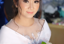 Wedding Makeup Mss. shelvia by Megan Anastasia Makeup Artist