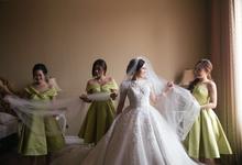 Bridesmaids Makeup by Anastasia Megan Makeup Artist