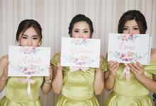 Bridesmaids Makeup by Megan Anastasia Makeup Artist