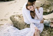 Prewedding of Ronny & Shyeren by Anastasia Megan Makeup Artist